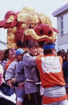 つきじ獅子祭り.JPG